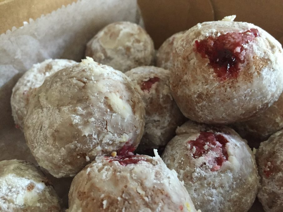 donut-holes-closeup
